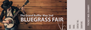 BLUEGRASS FAIR Ticket
