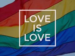 LOVE IS LOVE Pride