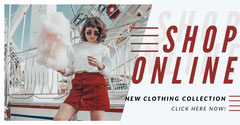 SHOP ONLINE Sale Flyer