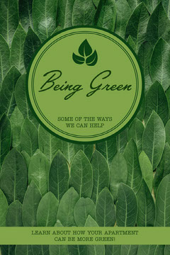 Being Green Earth