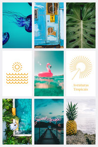 moodboards  compleanno