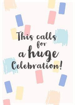 huge Celebration