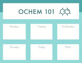OCHEM 101