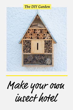 Make Your Own Insect Hotel Pinterest Hotels