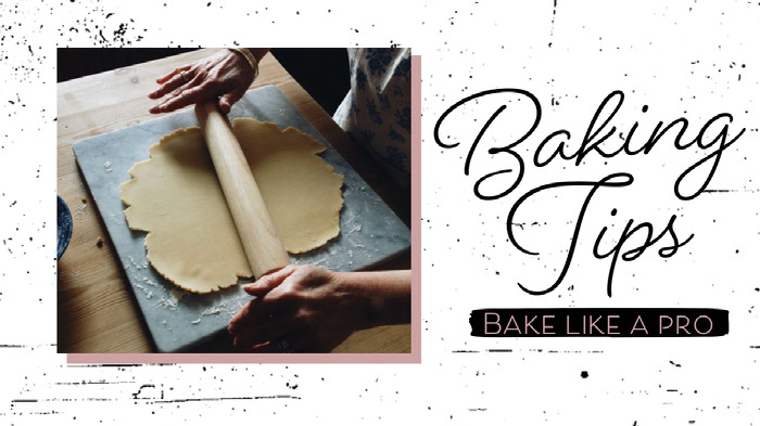 baking tips youtube thumbnail  Ideas de banner YouTube
