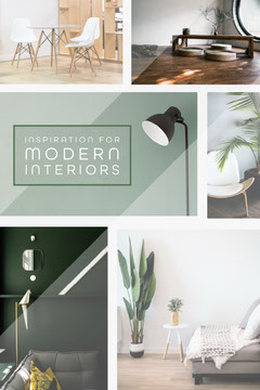 Interior Collage Modern Interior Design Inspiration Pinterest Graphic Interior Design