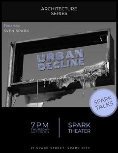 Urban Decline Exhibition