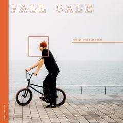 Fall Sale Bike