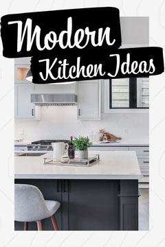 Simple Modern Kitchen Ideas Pinterest Sweet Home