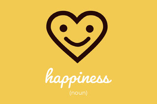 happiness  Flashcard