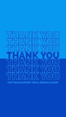 thank you instagram story COVID-19 Re-opening