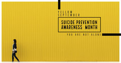 Suicide Prevention Awareness month Awareness