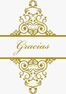 white and gold embellished wedding thank you cards Tarjetas de agradecimiento de boda