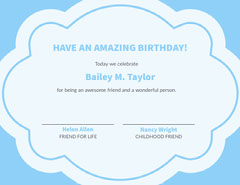 Bailey M. Taylor Friends