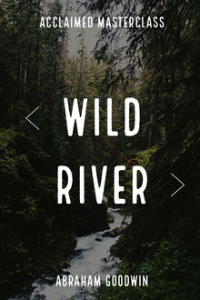 Wild River Book Cover Couverture de livre