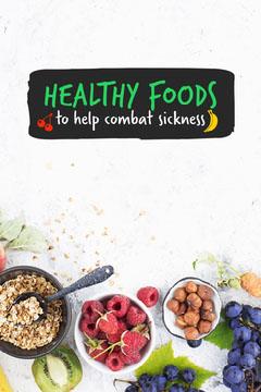 Health foods to help combat sickness Pinterest Fruit