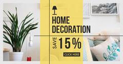 Home Decoration Facebook Ad Decor