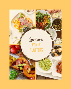 Low Carb<BR>Party Platters Party