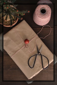 Guide to Gift Wrapping Pinterest Guide