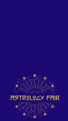 Astrology Fair Snapchat Geofilter Fairs