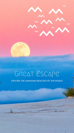 Great Escape Story