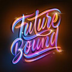 Fun Typography Neon