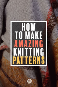 Knitting Patterns Pinterest Pattern Design