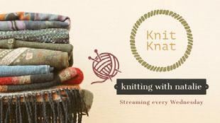 Knit Knat Banner per Tumblr