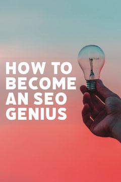 SEO Genius Pinterest Guide