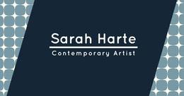 Sarah Harte LinkedIn バナー