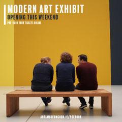 Modern Art Exhibit IG Square Museum