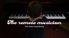 Piano Musician Youtube Channel Art Boys