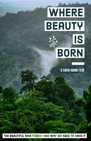 Where beauty is born Filmposter