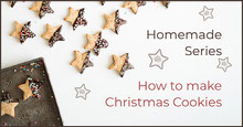 Light Toned, Christmas Baking Tips, Facebook Cover Facebook-Titelbild