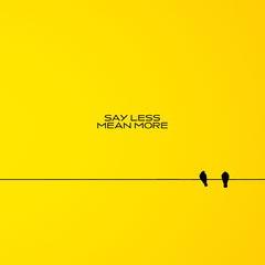 minimalism instagram  Yellow