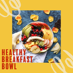 Healthy Breakfast Bowl Breakfast
