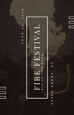 FIRE FESTIVAL Festival