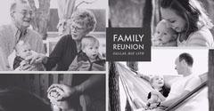 Family  reunion Dallas, May 15th Family Reunion