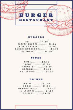 BURGER RESTAURANT Burger
