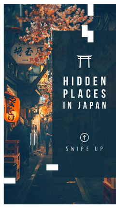 HIDDEN PLACES IN JAPAN Travel