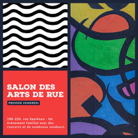 Salon des arts de rue Fotocollage
