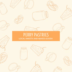 Perry Pastries Instagram Square Cafe