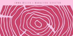 EMMA MILLER   MARKETING DIRECTOR Marketing