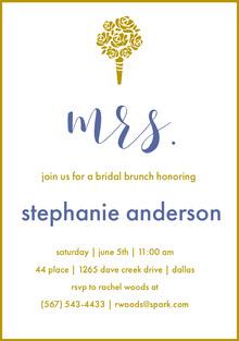 bridalshowerinvitations Invitación de boda