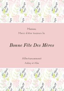 mothersdaycards  Carte de Fête des mères