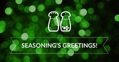 Seasoning's Greetings! Christmas