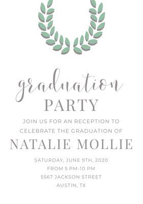 graduation  Graduation Invitation