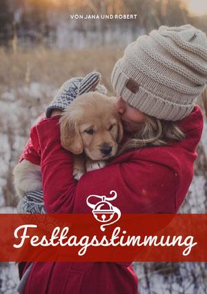 Festtagsstimmung Weihnachtskarte