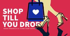 SHOP<BR>TILL<BR>YOU DROP Event Banner