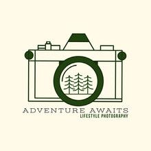minimal lifestyle photography logo Logo